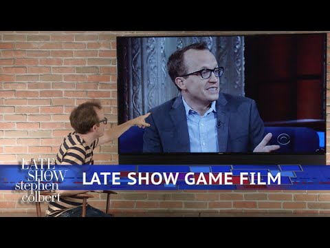 Chris Gethard's Late Show Game Film