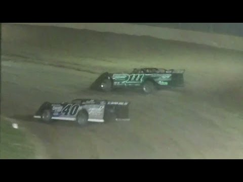 Super Late Model Feature | Little Valley Speedway | 5-24-15