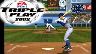 Triple Play 2002 ... (PS2)