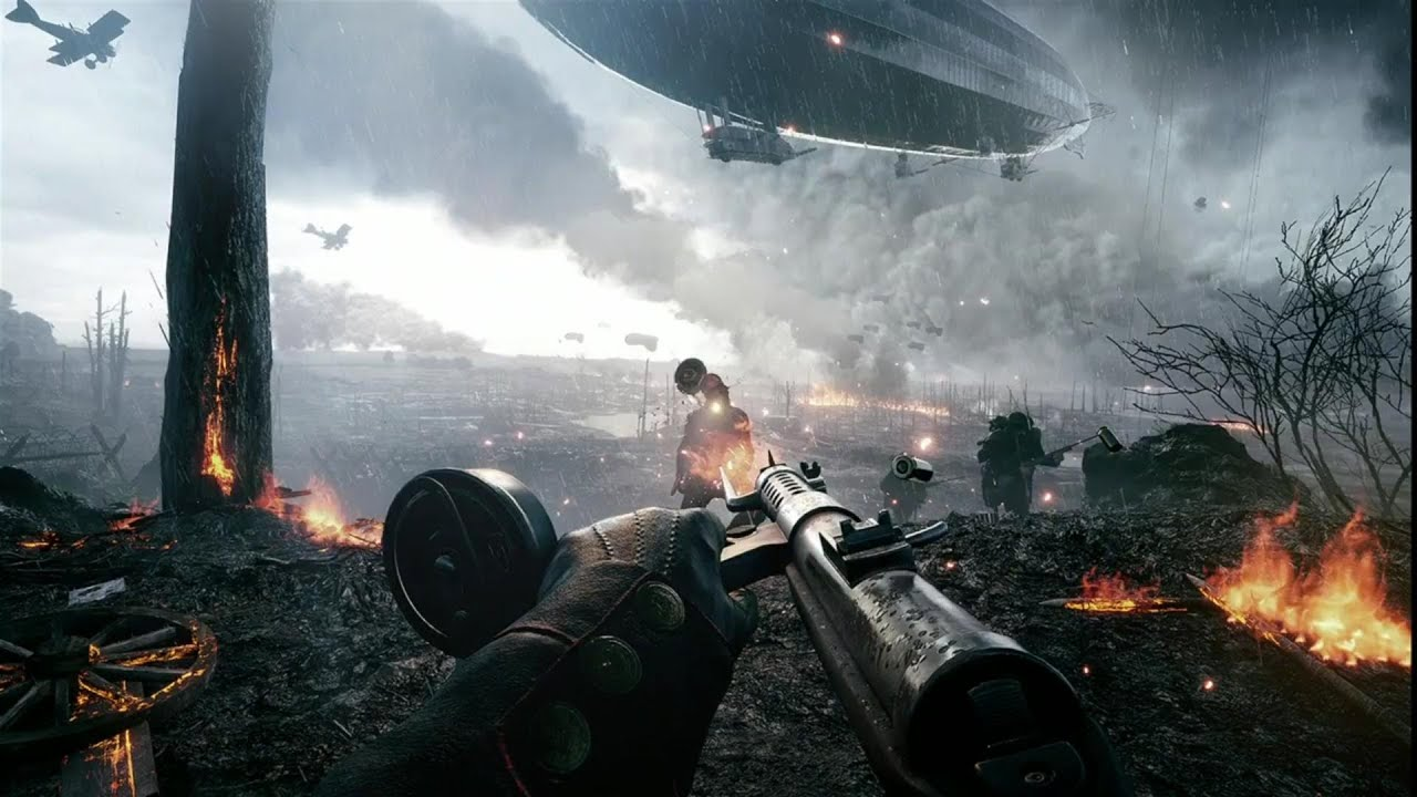 battlefield 1 high definition - photo #5