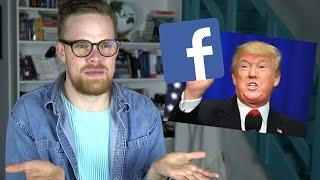 Did Facebook Elect Trump?