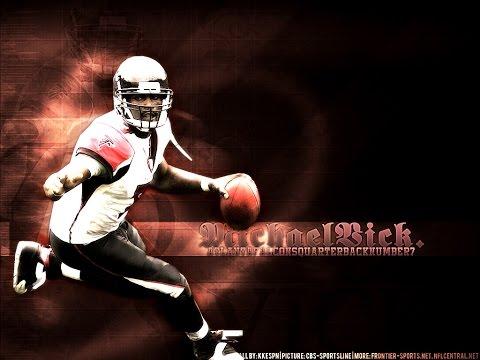Michael Vick - The Greatest Running Quarterback!!!!! (pt. 3)