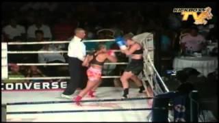 Denise Kielholtz vs Lindsay Scheer