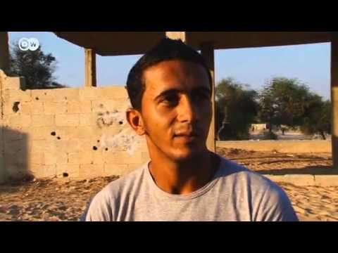 Junge Palästinenser im Gazastreifen | Journal Reporter