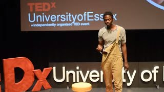 Can Toxic Masculinity Be Used as an Educational Tool? | Vernon Strachan | TEDxUniversityofEssex