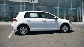 2018 Volkswagen Golf Palm Springs, Palm Desert, Cathedral City, Coachella Valley, Indio, CA 275847
