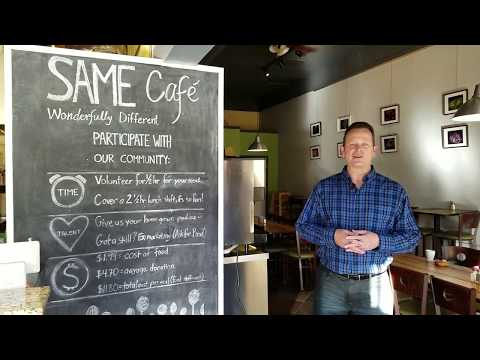 SAME Cafe - Certified Restaurant Feature