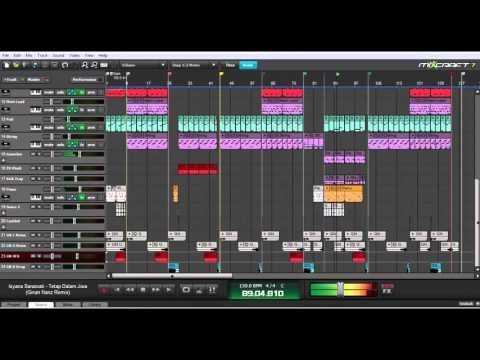Isyana Sarasvati - Tetap Dalam Jiwa ( Ginan Nanz Remix )