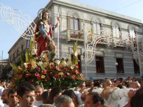 San Rocco A nesciuta trionfali da chiesa