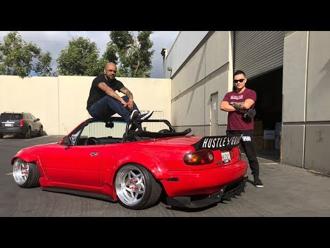 CLEANEST WIDEBODY MIATA EVER? *OPINIONS NEEDED