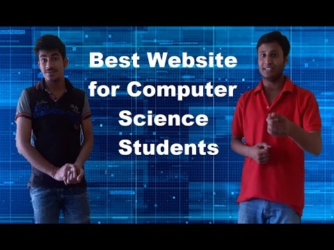 Best Website For Computer Science Student Which Provide Best Learning Content | By SVS Tutorial