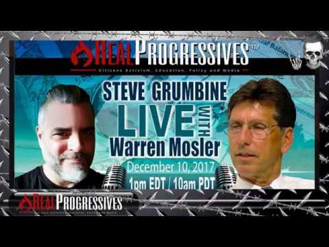 Warren Mosler: HEADLINE LEFT FAILS PROGRESSIVES, BITCOIN, DEBT #MMT