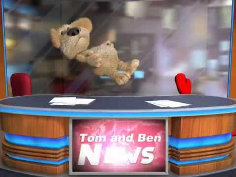 Talking Tom and Ben News (app)