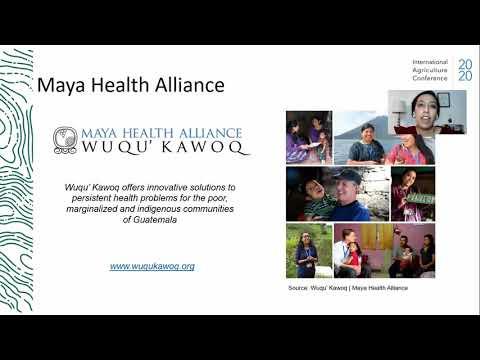 Lightning Talk - Maya Health Alliance