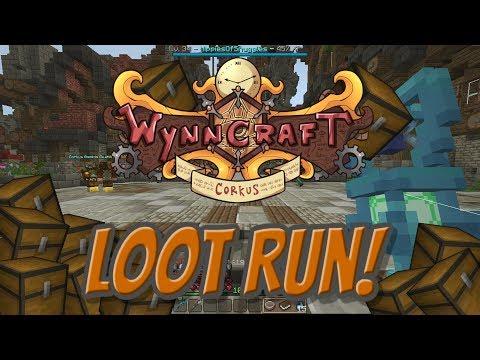 Wynncraft 1.16: Full Corkus Loot run! (20+ Tier 3s!)