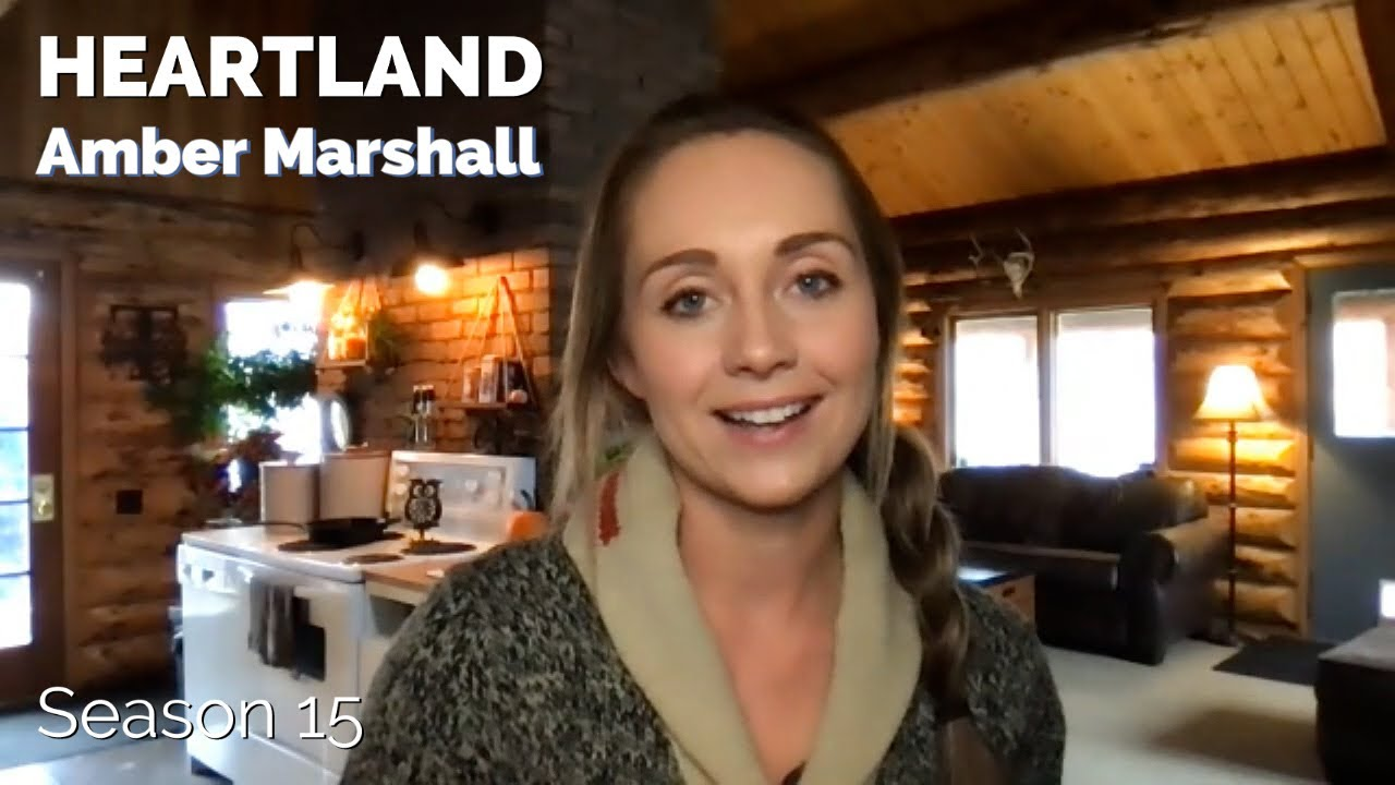 Download Amber Marshall talks Heartland season 15   Amy moves forward, working with horses and kids, and more