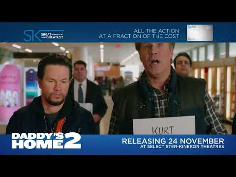 Daddys Home 2 Trailer