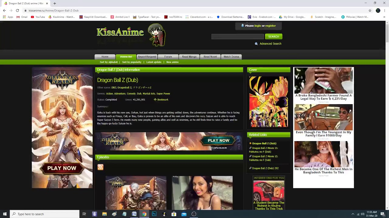 How to watch any Anime at kissanime.ru. - YouTube
