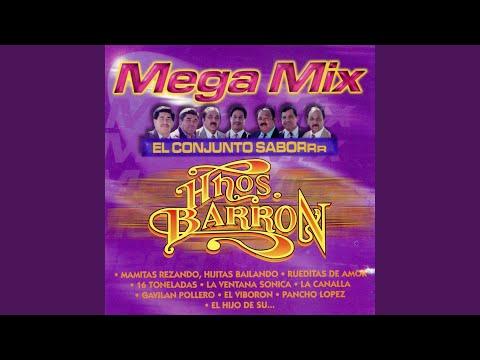 MEGAMIX BARRON 1 las montoneras,lacanalla,gavilan pollero,la mujer de juan,el viboron,pancho...