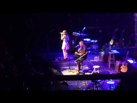 James Hetfield performs Adele song with his daughter