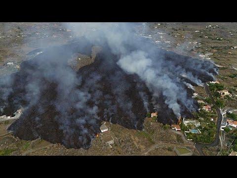 شاهد: هكذا نجا -المنزل المعجزة- من الحمم البركانية المتدفقة من بركان لا بالما…  - نشر قبل 45 دقيقة
