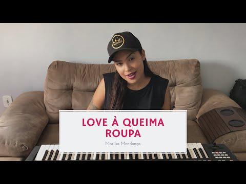 Love à queima roupa - Marília Mendonça (COVER) Laila Frazão