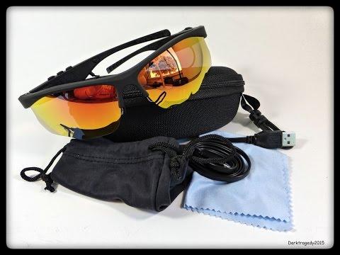 WoSports® S6 Smart Sunglasses Wireless Bluetooth 4.0 Stereo