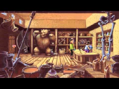 PC classic commentary: King&39;s Quest VI with Jane Jensen