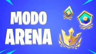 El Modo Arena - Fortnite