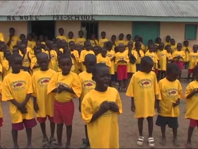 N.A. Noel Preschool in Africa