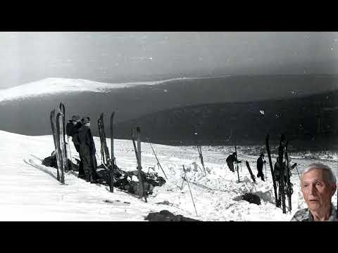 Поисковик Вадим Брусницын тщательно осмотрел палатку на перевале Дятлова в 1959 году