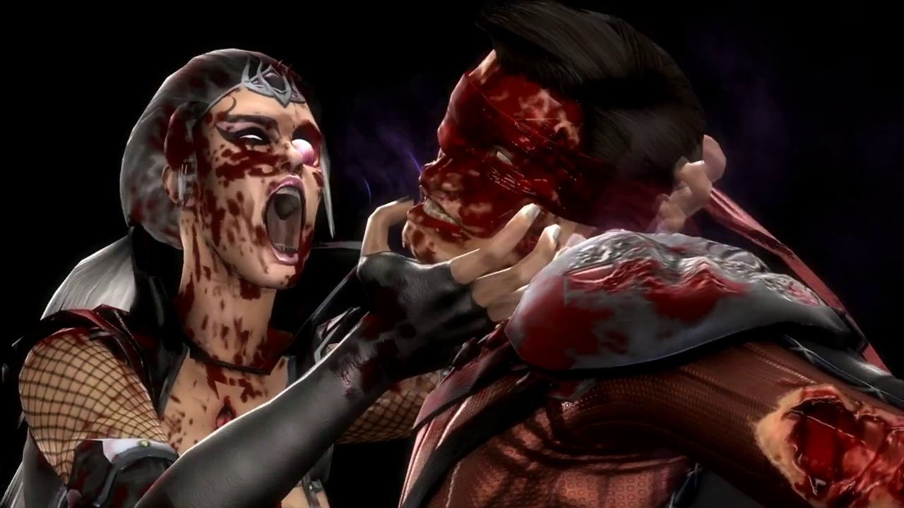 Mortal Kombat 9 Sindel Guide - YouTube