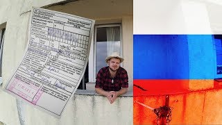 Jak wypełnić rosyjską karteczkę migracyjną? [ PORADNIK ]