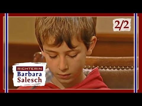 Ali Sagt Die Wahrheit! Zündet Die Erzieherin Den Kindergarten An?   Richterin Barbara Salesch   SAT1