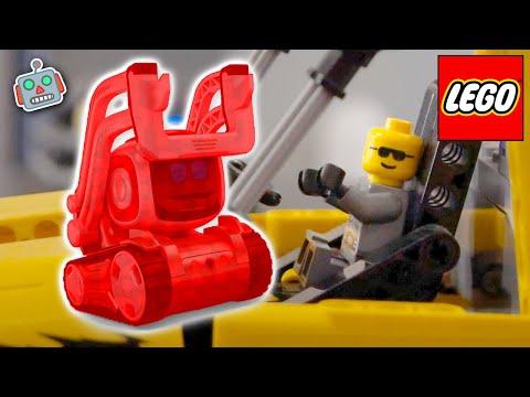 LEGO Detective: Cozmo