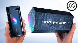 Download Asus ROG Phone 2 UNBOXING - World's FASTEST Smartphone. Mp3 and Videos