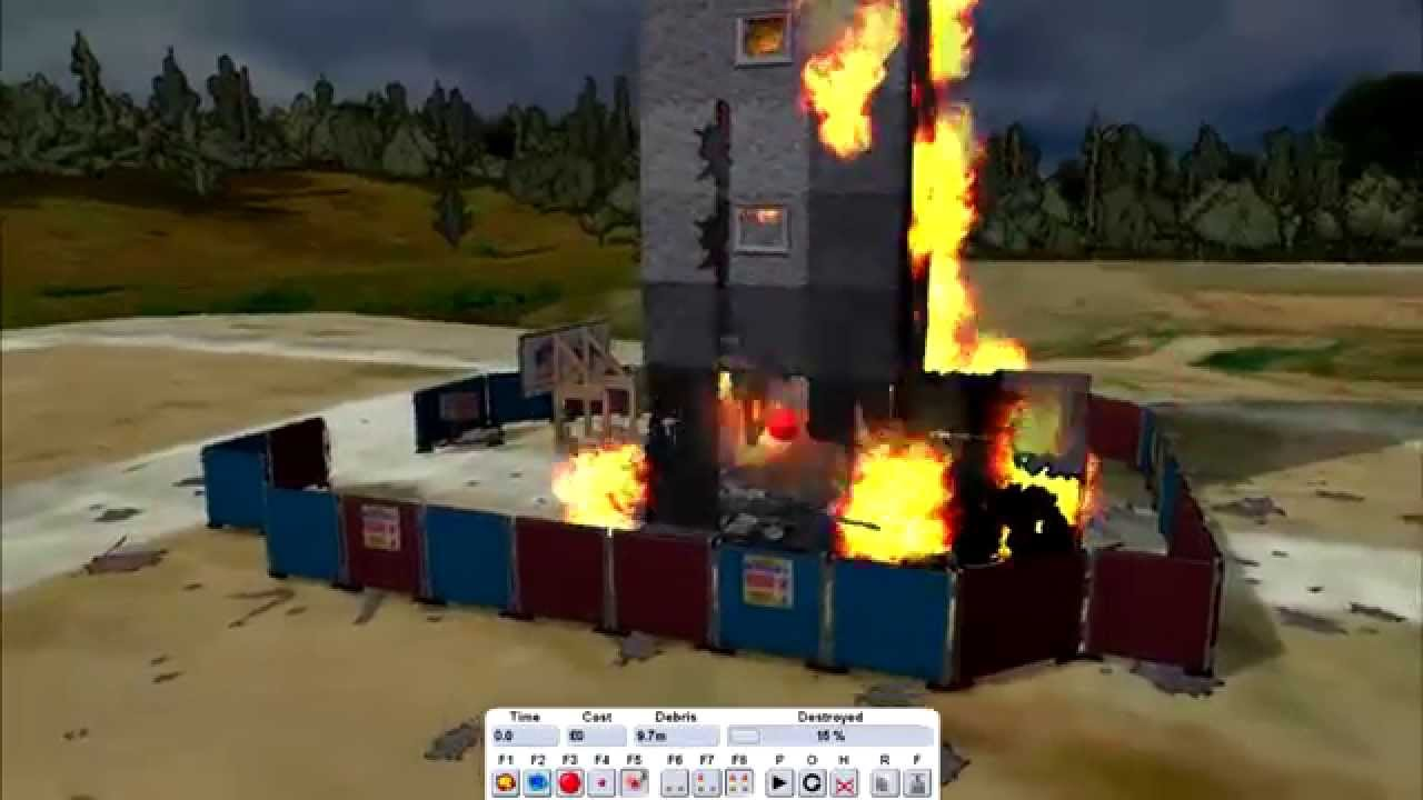 Игры симулятор разрушения домов скачать