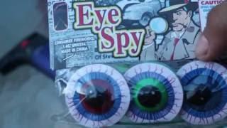 (eye Spy) Firework Spinners