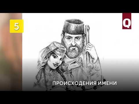 Новый топ-9 старинных мужских крымскотатарских имён