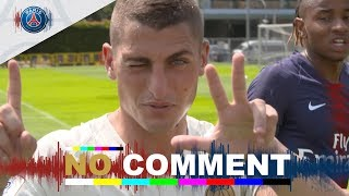 NO COMMENT - ZAPPING DE LA SEMAINE EP.3 with Timothy Weah, Marco Verratti & Adrien Rabiot