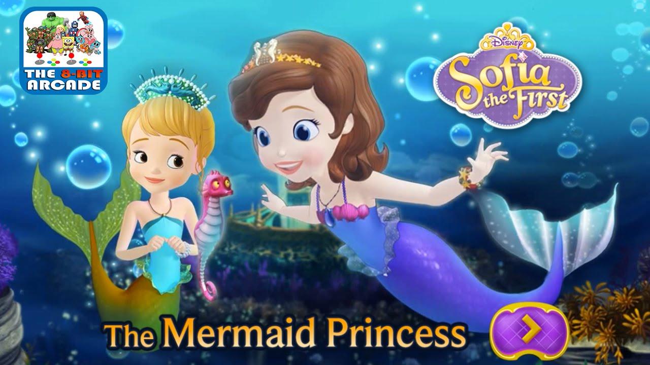 Sofia The First The Mermaid Princess Join Sofia On Her Mermaid