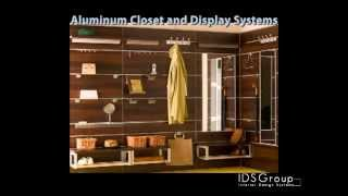 Dream Closets: Laminates For Closet Doors And Closet Organizing System