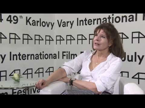 with Fanny Ardant / Rozhovor s Fanny Ardant