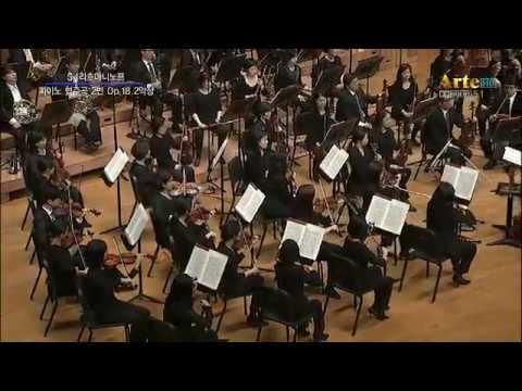 S.Rachmaninoff - Piano Concerto No.2 Op.18 (Pf. Charles Richard-Hamelin)