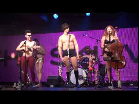 The Skivvies and Andy Karl  Give it AwayWhat I GotWhat You Want