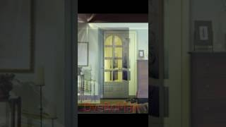 покраска деревянных дверей цена
