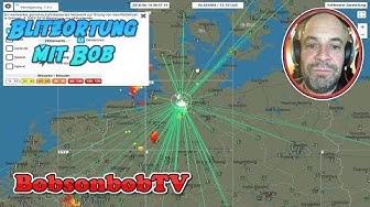 Blitzortung, Gewittervorhersage, Wettervorhersage, BobsonbobTV Tutorial deutsch HD