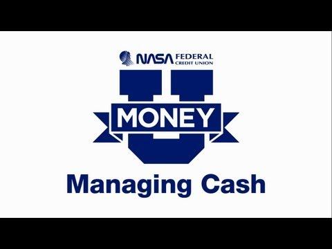Money U - Managing Cash by NASA Federal Credit Union