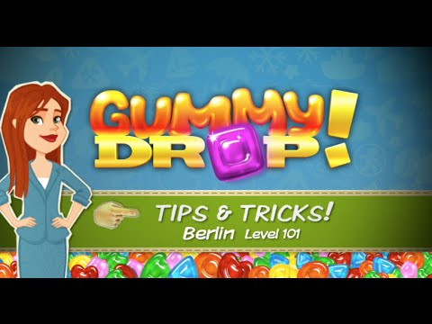 How To Beat Berlin Level 101 in Gummy Drop!