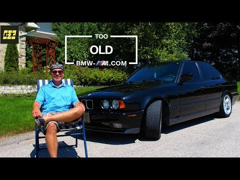 """""""Rutger - The E34 M5 That Refuses To Die"""" Close to 400,000KM And Still Going Solid"""